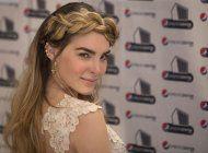 La cantante mexicana Belinda