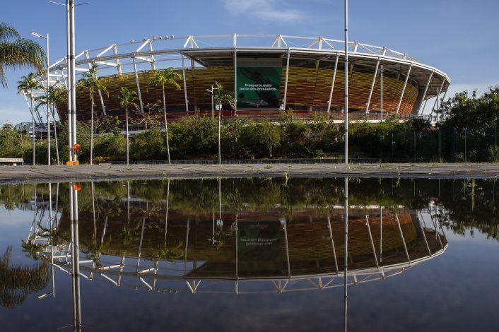Río de Janeiro sigue esperando el legado olímpico prometido