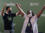 brasil aprueba vacunas contra coronavirus