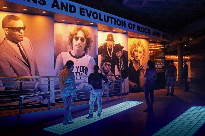 Estos son los artistas que estarán en el Salón de la Fama del Rock