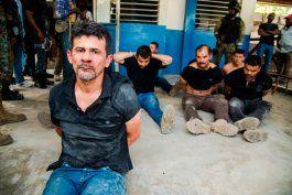 19 colombianos detenidos en haiti por el asesinato del presidente moise