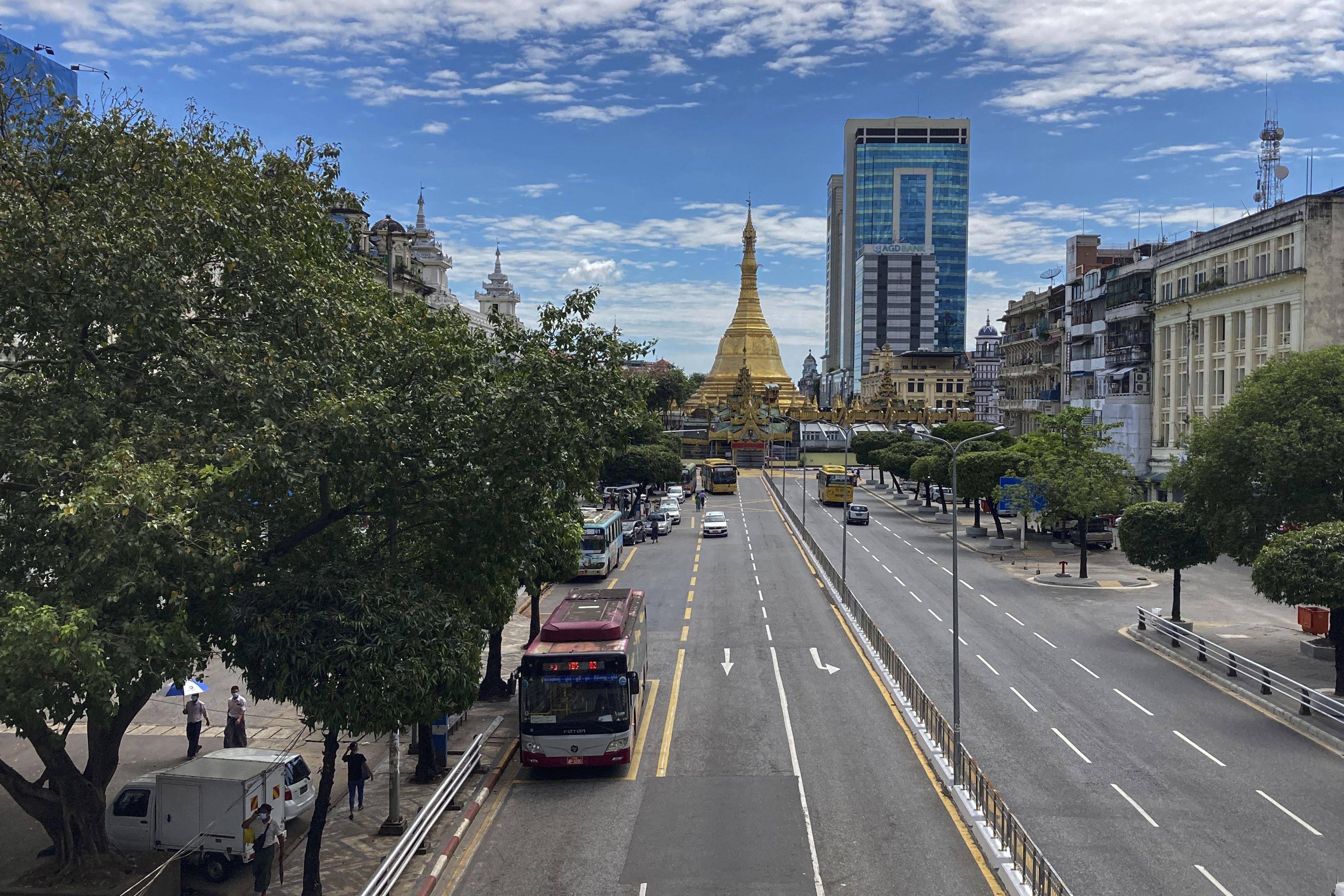 myanmar se ausenta de cumbre de asean en protesta