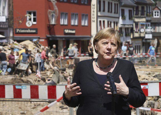 Gobierno alemán aprobará ayudas a afectados por inundaciones
