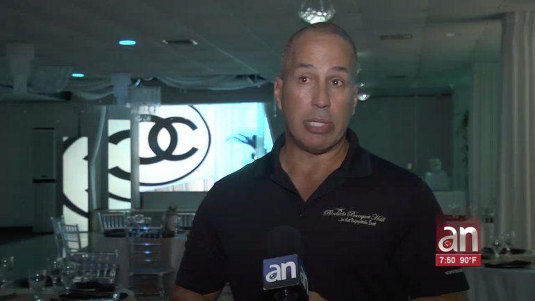Salones de fiestas de Miami a punto de quebrar  por la pandemia del coronavirus
