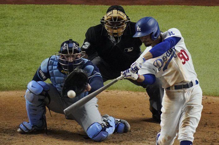 Kershaw y los Dodgers toman ventaja en la Serie Mundial