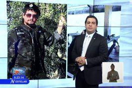 la television cubana acusa a un cubano de orlando de organizar actos terroristas en visperas del dia de las madres