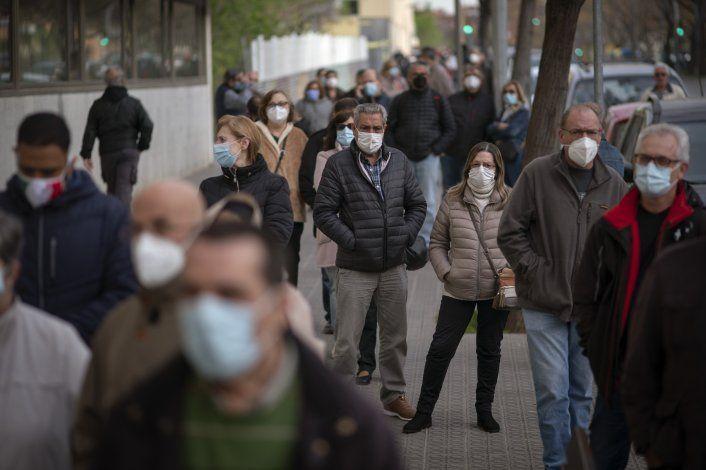 España: Vacuna de AstraZeneca sólo para mayores de 60 años
