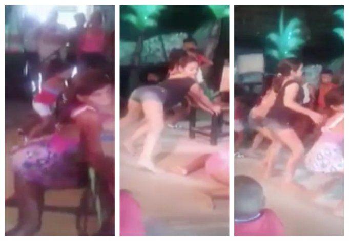ESCANDALO: video muestra a niñas menores de 12 años Perreando en la clausura del verano en Cuba