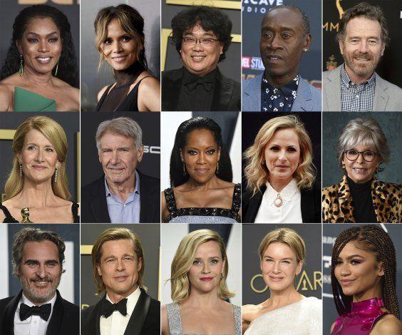 Harrison Ford y Brad Pitt se unen al elenco de los Oscar