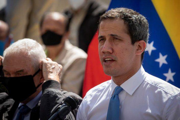 El secretario de Estado de Estados Unidos, Antony Blinken, se comunicó con Juan Guaidó