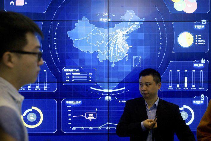 China lanza una campaña para sanear apps