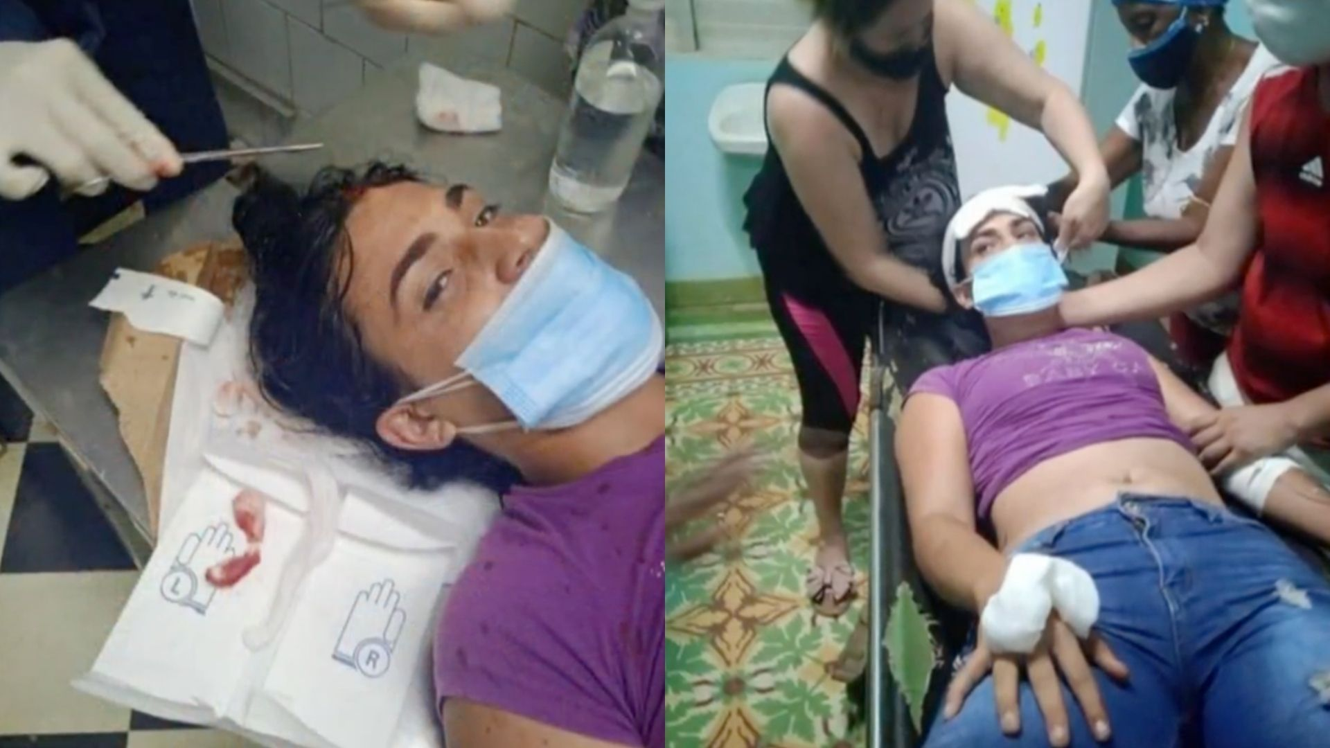 regimen busca condenar a seis anos de prision a dama de blanco tras rebelion en cuba