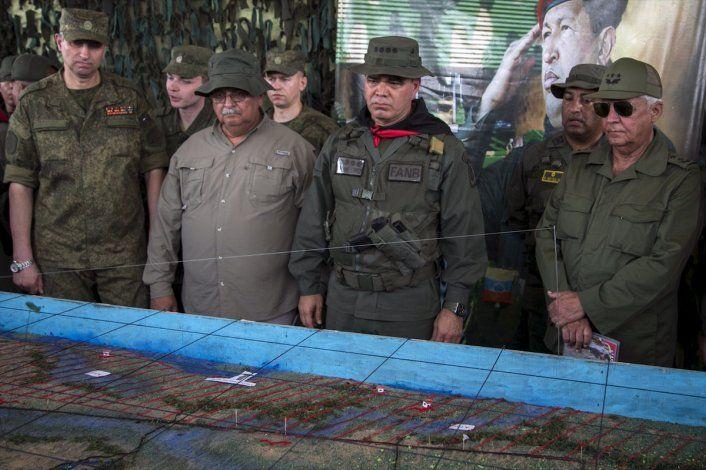 EEUU confirma que hay miles de oficiales cubanos en Venezuela