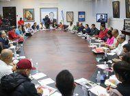 maduro discutio en consejo de ministros la reforma y ejecucion de un paquetazo de leyes