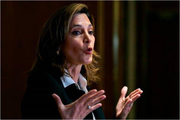 La congresista de Miami María Elvira Salazar (Miami Herald)