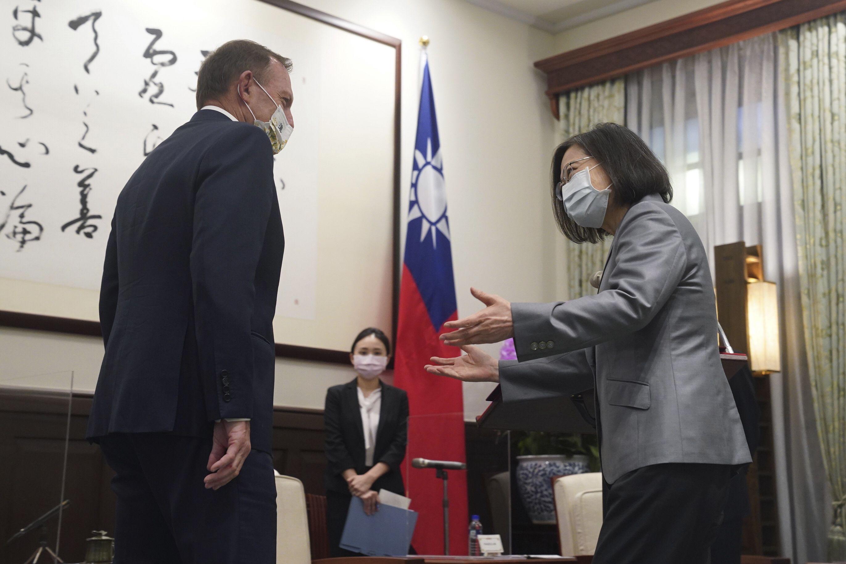 ex primer ministro de australia pide solidaridad con taiwan