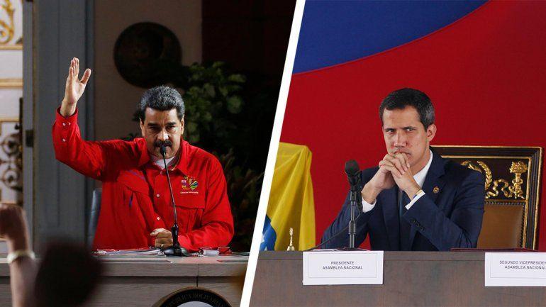 Maduro propone hacer un juicio público en contra de Guaidó y diputados opositores