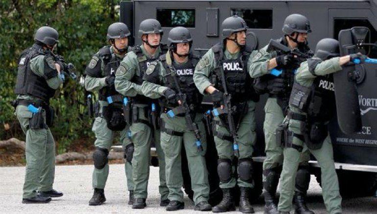 Sujeto muere en tiroteo con la policía en North Miami-Dade
