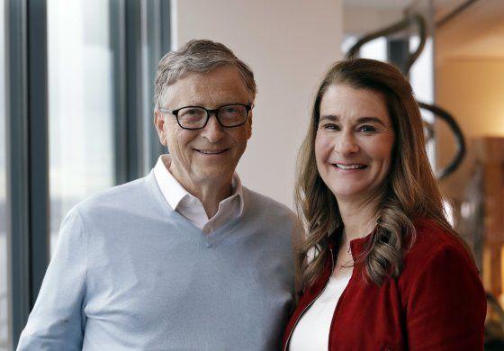 Bill Gates y Melinda French Gates oficializan su divorcio