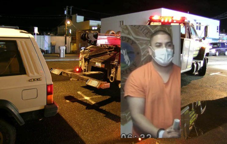 La reposesión de un auto en Miami termina con una violenta pelea y un arresto