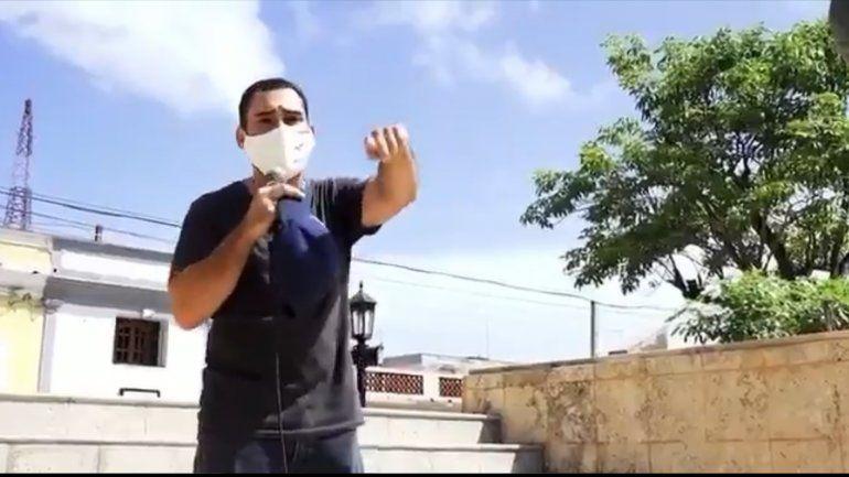 Elián González reaparece defendiendo a la dictadura cubana tras protestas
