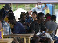 panama: denuncian supuestos abusos sexuales contra migrantes