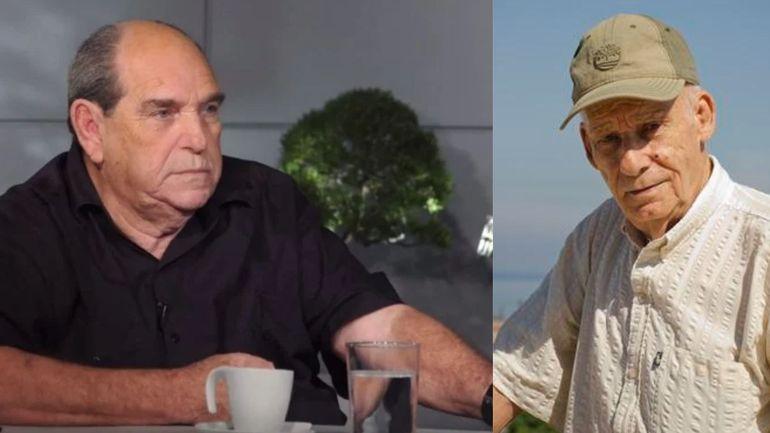Ingresados por coronavirus actores cubanos Manuel Porto y Héctor Echemendía