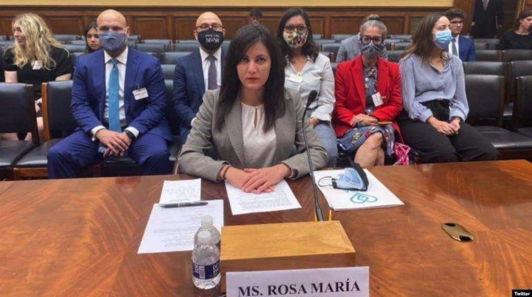 Subcomité del Congreso de EEUU discute sobre recientes protestas en Cuba y la represión ejercida por el régimen