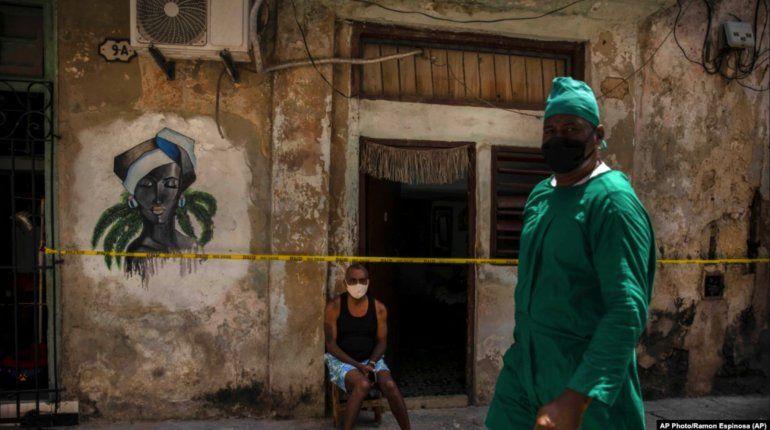 Otros 9 muertos en una de las peores semanas de la pandemia en Cuba