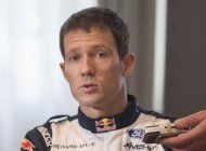 ogier fija record con 8va victoria en rally de montecarlo