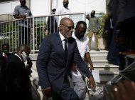 nuevo premier de haiti promete elecciones lo antes posible