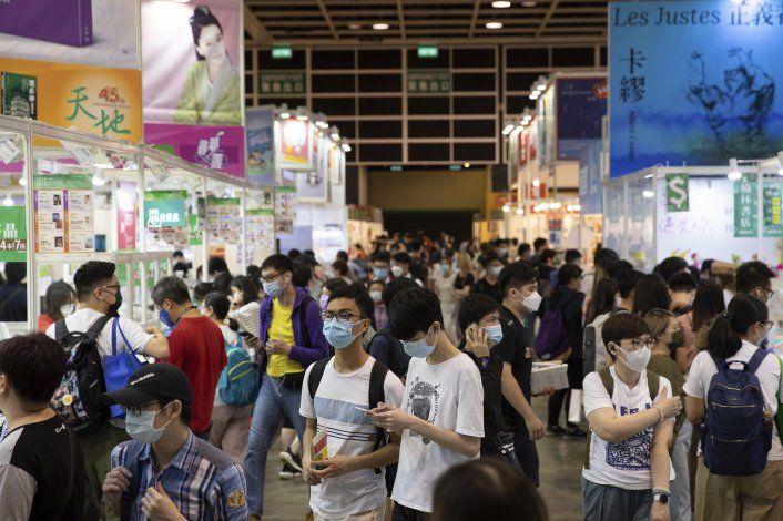 EEUU advierte a compañías sobre negocios en Hong Kong