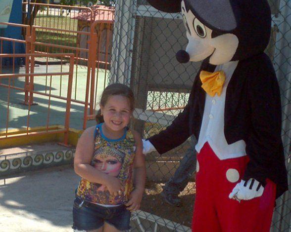 Mickey Mouse y Donald sueltos en Cuba