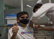 aprobado en cuba el uso de emergencia de soberana 02 en ninos: comienza el mismo dia la vacunacion en menores
