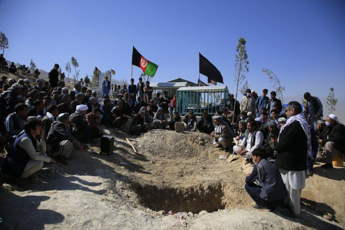 ONU reporta un descenso de las bajas civiles en Afganistán