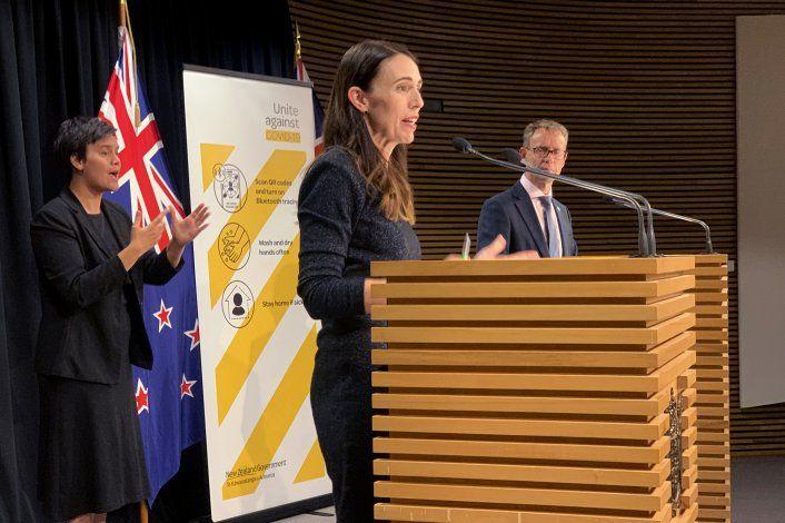 Nueva Zelanda utilizará sólo la vacuna de Pzifer