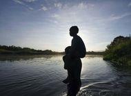 eeuu: disminuyen cruces fronterizos ilegales en ultimo mes