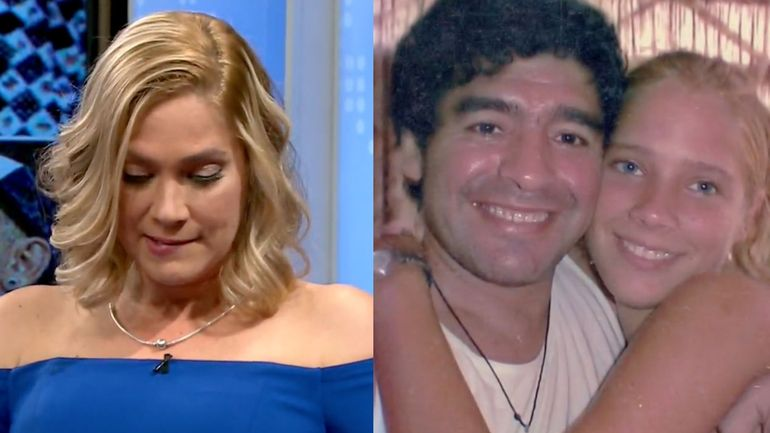 Así sumergió Maradona a Mavys su novia cubana de 16 años en las drogas y el alcohol