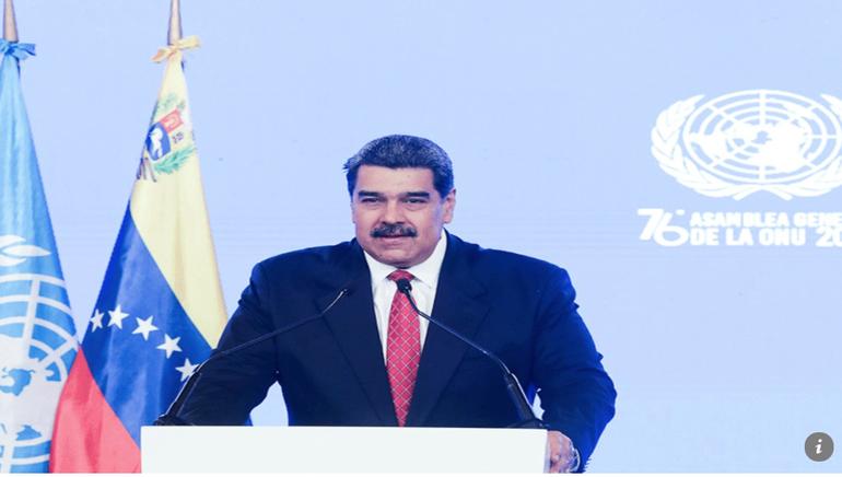 Nicolás Maduro: El mundo necesita una nueva ONU