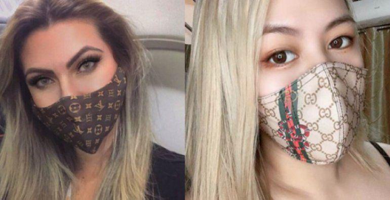 Policía: propietaria de un salón de uñas de  Miami arrestada por vender máscaras diseñador falsificadas