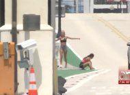 dos adolescentes son atropellados en el venetian causeway
