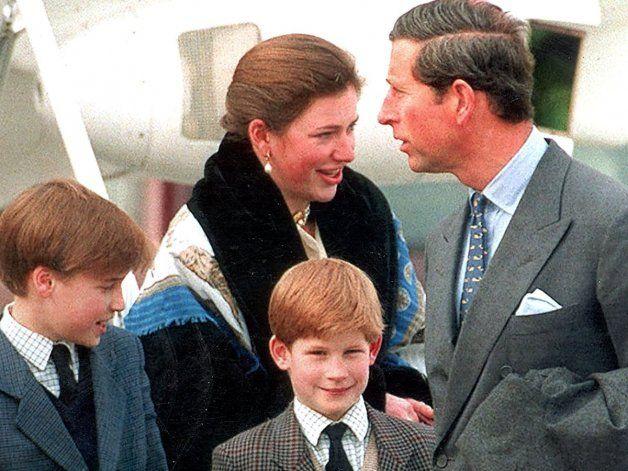 Celos y rivalidad: Así fue la enfermiza relación entre Lady Di y la niñera de William y Harry