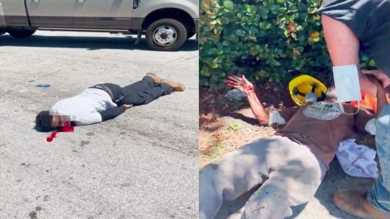 Revelan nuevas imágenes del tiroteo que dejó a una persona muerta y dos heridas en Hialeah Gardens