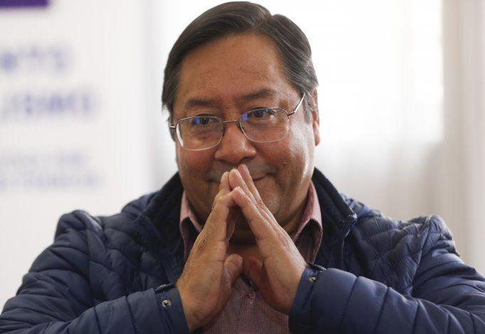 Tribunal declara a Luis Arce presidente electo de Bolivia