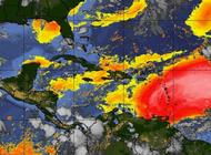 nube de sahara con particulas volcanicas afectara a cuba