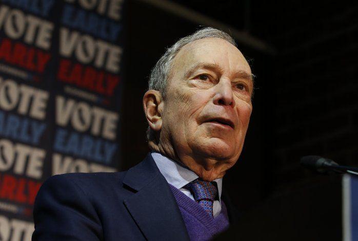 Florida investigará las donaciones de Mike Bloomberg a criminales hispanos y afroamericanos para que puedan votar