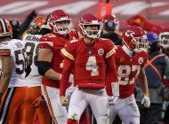 tras perder a mahomes, chiefs y henne frenan a browns