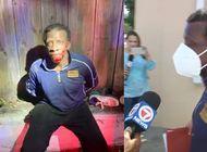finalmente arrestan al hombre que robo varias casas en miami y le habia disparado a la policia