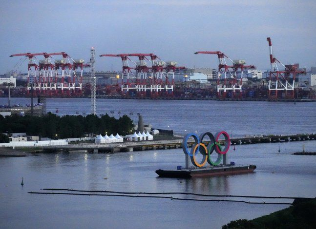 Pesista brasileño, fuera de Tokio por dopaje