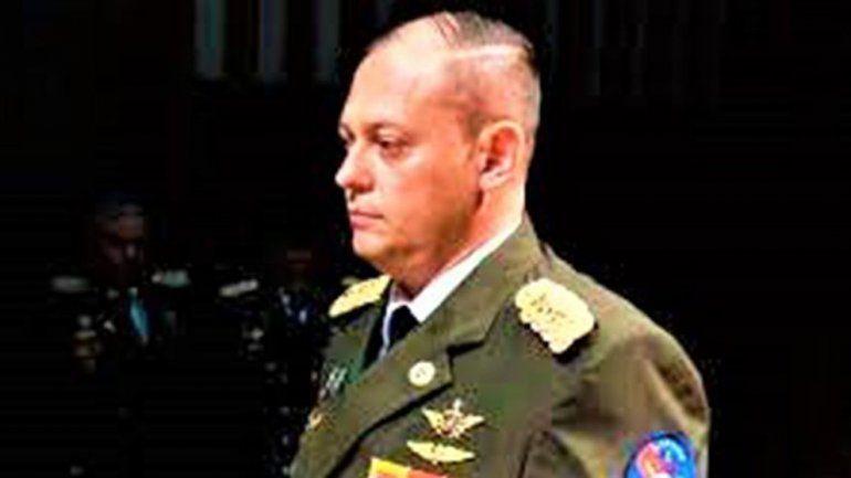 El Coronel Rafael Franco Quintero era Jefe de Investigaciones de la DGCIM